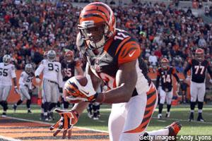 Rotoworld's Nick Mensio makes observations after reviewing Bengals WRs Mohamed Sanu & Marvin Jones' rookie-year snaps