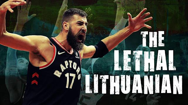 The Raptors' have missed Jonas Valanciunas's presence in the paint.