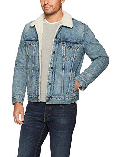Levi's Men's Sherpa Trucker Jacket (Amazon / Amazon)