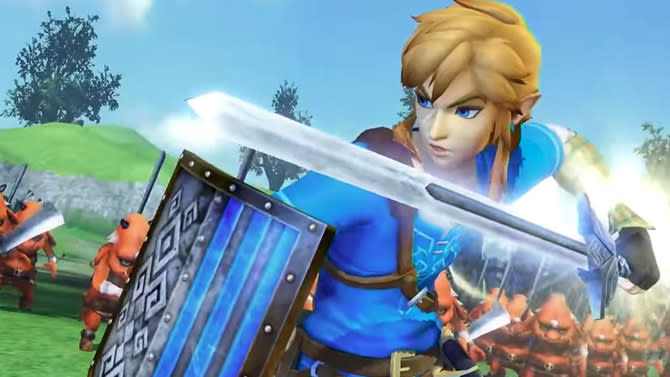 Hyrule Warriors : Definitive Edition débarque au printemps 2018 sur Switch