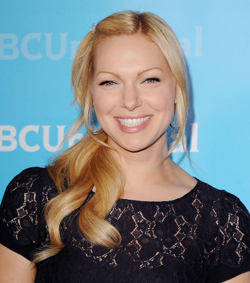 "<a href=""/laura-prepon/contributor/54278"">Laura Prepon</a> (""<a href=""/are-you-there-chelsea/show/47388"">Are You There, Chelsea?</a>"") attends the 2012 NBC Universal Winter TCA All-Star Party at The Athenaeum on January 6, 2012 in Pasadena, California."