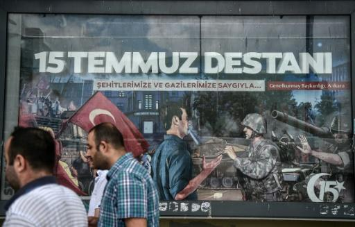 New Turkey purge on eve of failed coup anniversary