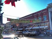"""<p>Christmas in the <a href=""""https://go.redirectingat.com?id=74968X1596630&url=https%3A%2F%2Fwww.tripadvisor.com%2FTourism-g60553-Sheridan_Wyoming-Vacations.html&sref=https%3A%2F%2Fwww.countryliving.com%2Flife%2Ftravel%2Fg2829%2Fbest-christmas-towns-in-usa%2F"""" rel=""""nofollow noopener"""" target=""""_blank"""" data-ylk=""""slk:Cowboy State"""" class=""""link rapid-noclick-resp"""">Cowboy State</a> might seem like a too-good-to-be-true dream. Snowy weather, an annual Christmas Stroll, and small town charm will have you pinching yourself all day.</p><p><a class=""""link rapid-noclick-resp"""" href=""""https://go.redirectingat.com?id=74968X1596630&url=https%3A%2F%2Fwww.tripadvisor.com%2FTourism-g60553-Sheridan_Wyoming-Vacations.html&sref=https%3A%2F%2Fwww.countryliving.com%2Flife%2Ftravel%2Fg2829%2Fbest-christmas-towns-in-usa%2F"""" rel=""""nofollow noopener"""" target=""""_blank"""" data-ylk=""""slk:PLAN YOUR TRIP"""">PLAN YOUR TRIP</a></p>"""