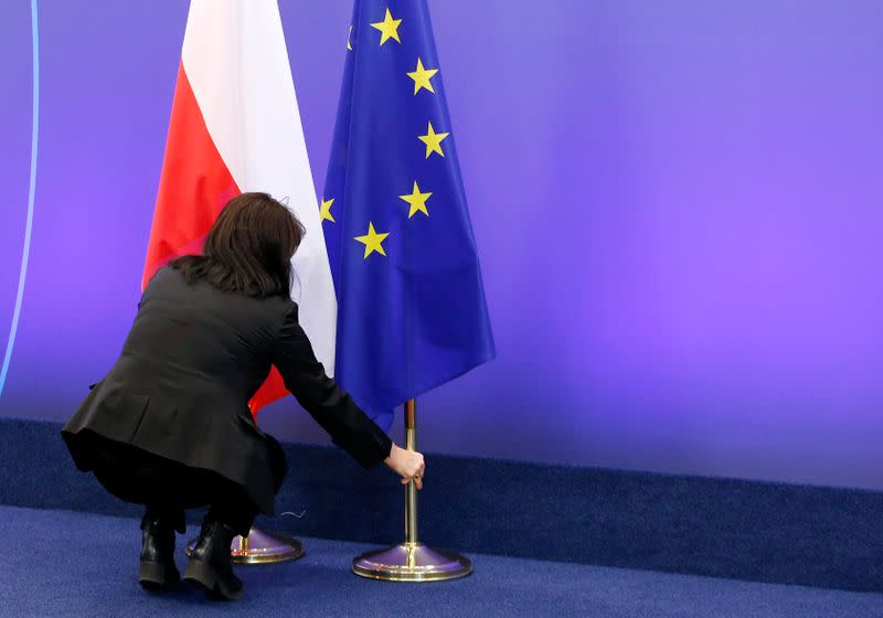 EU lawmakers want action over 'continuing deterioration of democracy' in Poland