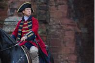 """<p>The actor feels that men don't get nearly as much flack as women do for <a href=""""http://www.vulture.com/2015/05/outlander-tobias-menzies-on-going-full-frontal.html"""" rel=""""nofollow noopener"""" target=""""_blank"""" data-ylk=""""slk:nude scenes."""" class=""""link rapid-noclick-resp"""">nude scenes.</a></p>"""