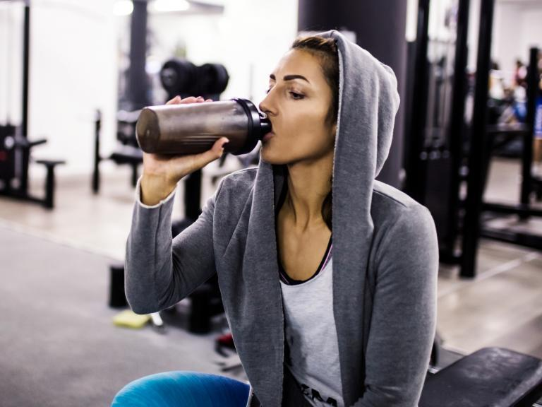 Drinking too many protein shakes could reduce lifespan, scientists claim