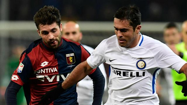 Defeat at Genoa marked the latest blow against the Serie A side's Champions League ambitions and their manager has pointed to low confidence