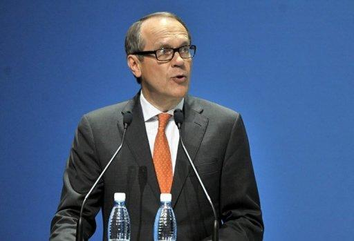 Nokia's outgoing Chairman of the Board Jorma Ollila