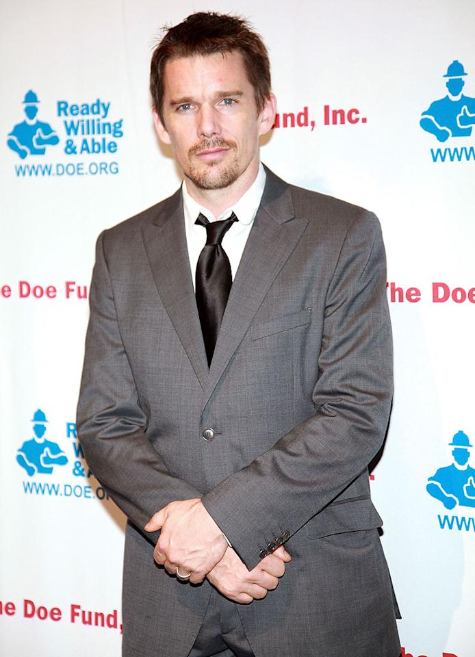 "November 6: Ethan Hawke turns 40 Astrid Stawiarz/<a href=""http://www.gettyimages.com/"" target=""new"">GettyImages.com</a> - October 28, 2010"