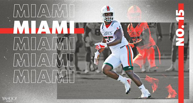 Will Miami bounce back in 2019? (Amber Matsumoto/Yahoo Sports)