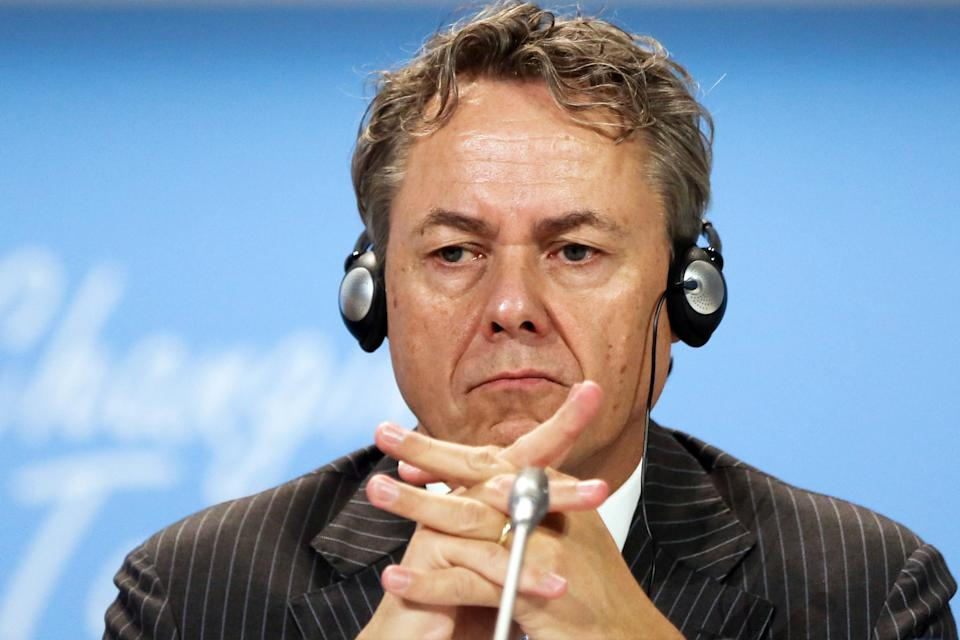 Prior to joining UBS, Ralph Hamers served as CEO of ING Group. Photo: Getty Images