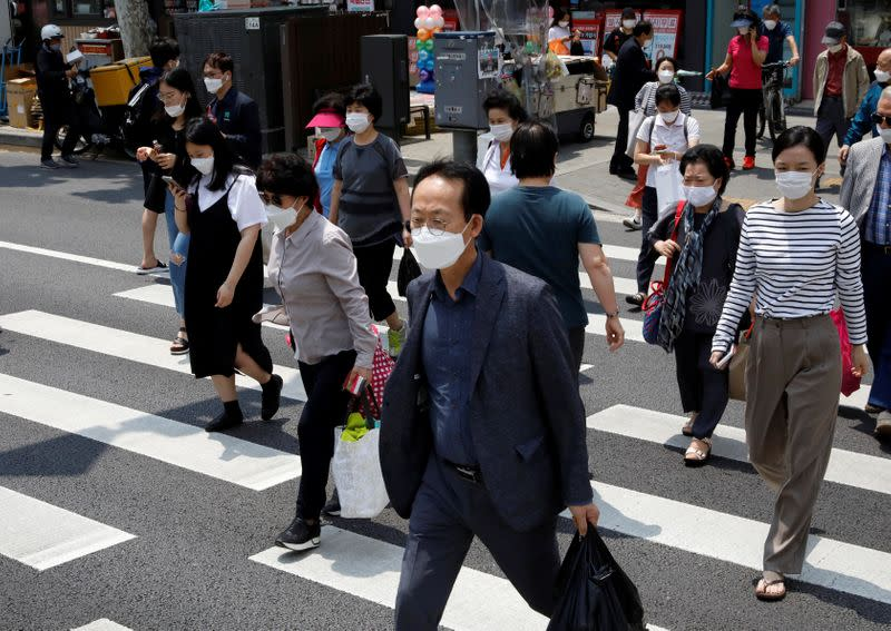 South Korea June unemployment rate inches down but virus risks persist