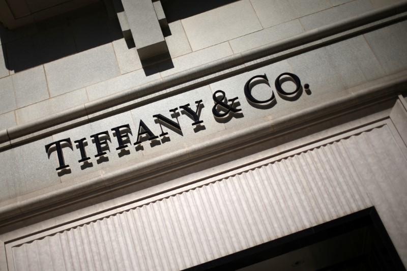 A Tiffany store is seen in Beverly Hills
