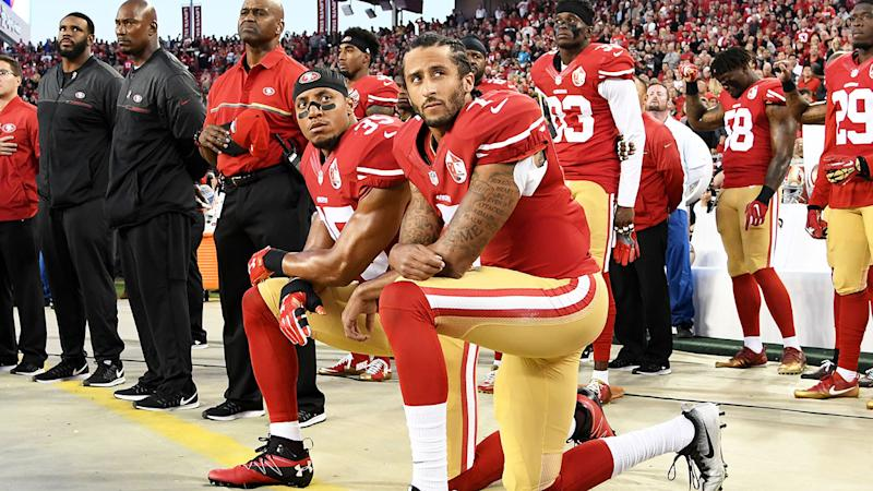 Colin Kaepernick's NFL career died out after his anthem protests thrust him into the spotlight.