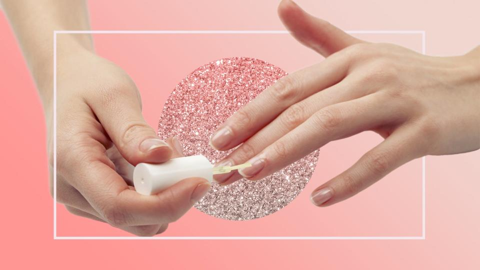 More Than 18,000 Love This Nail Treatment for Weak, Peeling, Nubby Nails
