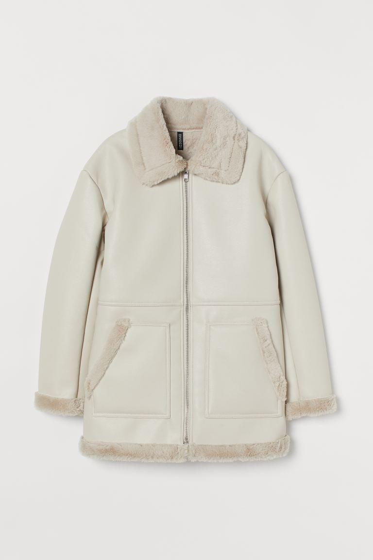<p>This <span>Oversized Jacket</span> ($80) is so edgy and cool.</p>