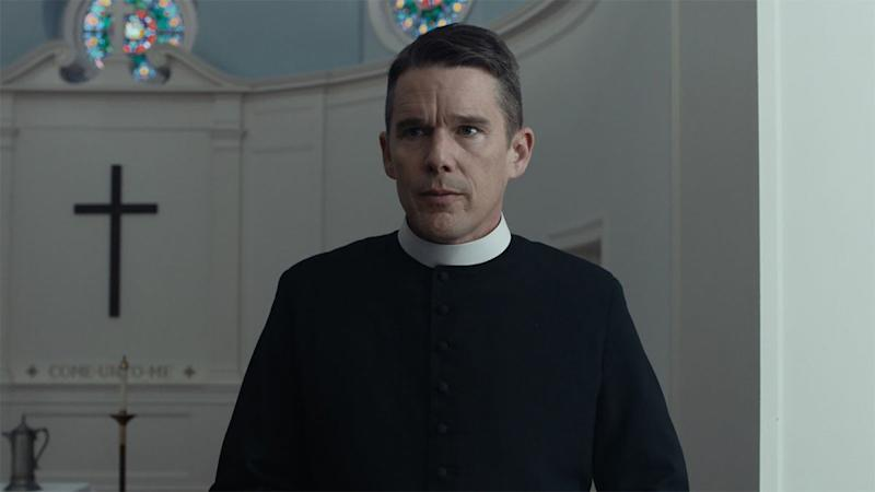 First Reformed on Amazon Prime