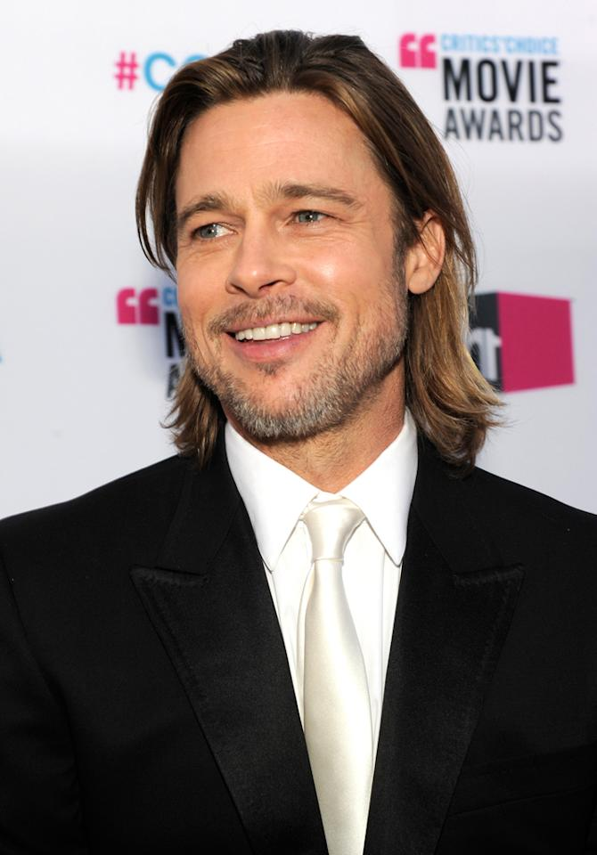 "Brad Pitt <a target=""_blank"" href=""http://www.mtv.com/news/articles/1677784/oscar-nominations-brad-pitt.jhtml"">shared his enthusiasm</a> for ""Moneyball"" and ""Tree of Life"" nominations. ""We're ecstatic over here,"" he said. ""It means so much considering ['Moneyball'] was just dead on the rocks two years ago. It took a lot of people to get it to the screen. It's a great honor. I'm really happy."" The nomination of his co-star, Jonah Hill, was also celebrated. ""I'm so happy for Jonah Hill. I can't tell you. I'm doubly happy that 'Tree of Life' made it in there. We thought we were all but forgotten; just excited for [director and nominee] Terry Malick.""<br><br>""I'm just so happy that both these films have been recognized,"" said Pitt. ""'Tree of Life' was just as difficult to get made and it's gonna be pancakes for everyone this morning."""