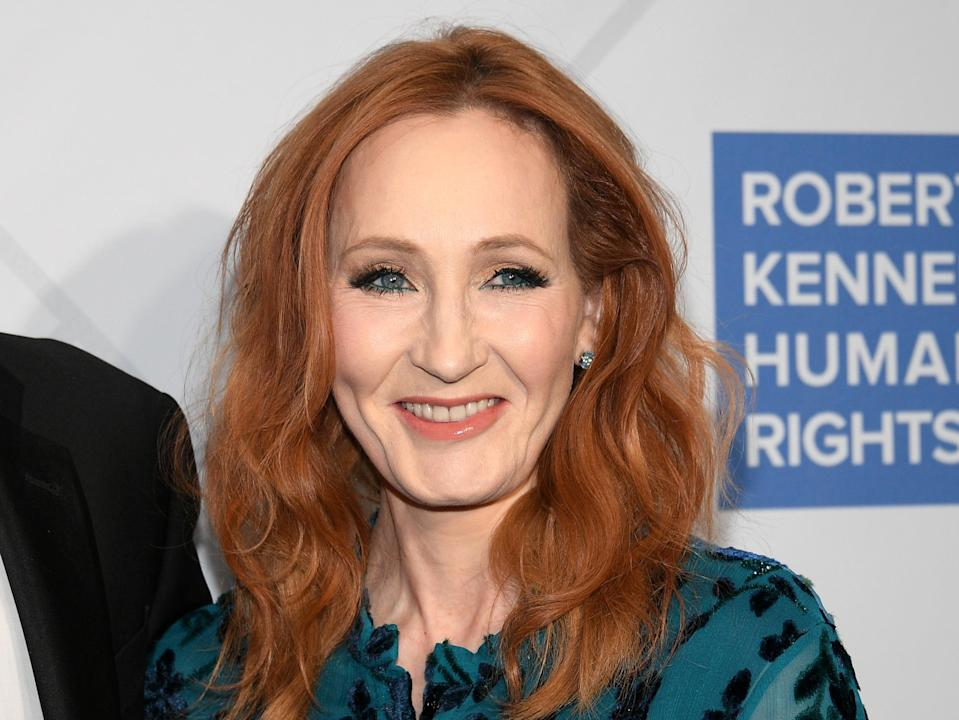 Complaint against JK Rowling was first one to be upheld by BAI in three yearsGetty Images