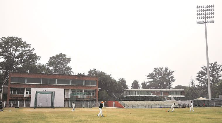 chandigarh sports department,chandigarh turns down afghan plea, afghan plea to use sector 16 stadium, cricket news, chnadigarh news