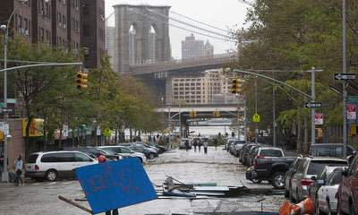Superstorm Sandy Has Killed 'At Least 33'