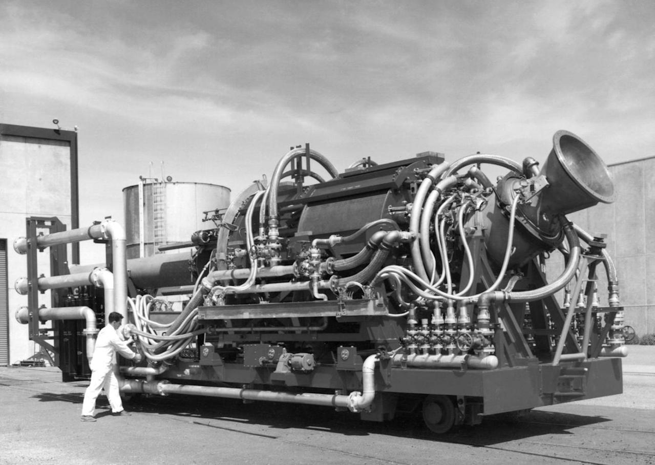 Photo of America Almost Constructed Its Personal 'Skyfall' Nuclear Powered Cruise Missile