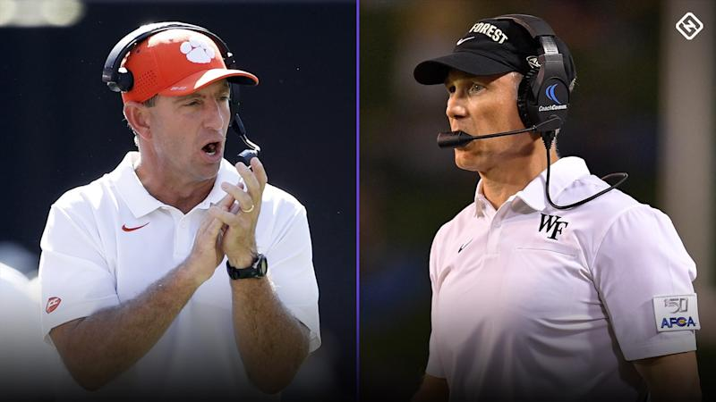 College football schedule today: Full TV coverage for Week 2 games as ACC, Big 12 open seasons