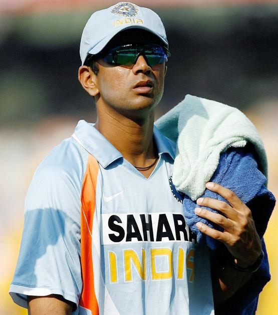 In 2007, he was dropped from the Indian ODI Squad following a poor series against Australia. Dravid went back to play for Karnataka in the Ranji Trophy, scoring 218 against Mumbai.