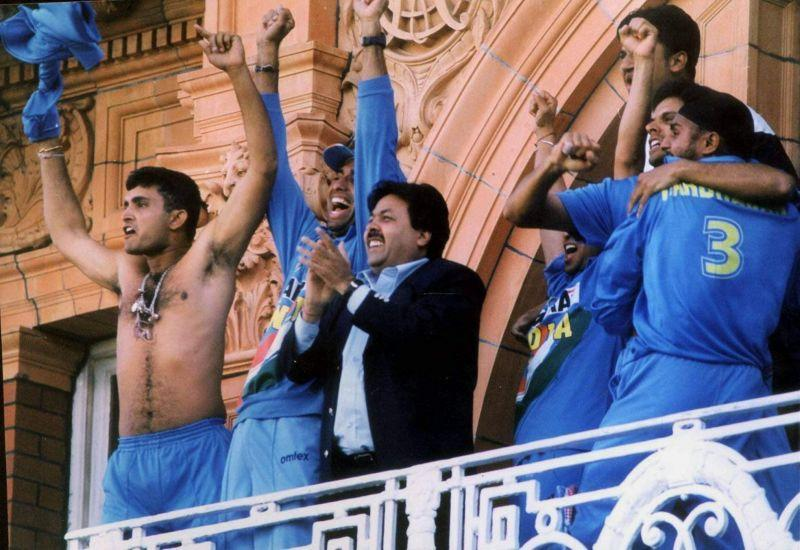 Ganguly as Captain has transformed the face of Indian Cricket