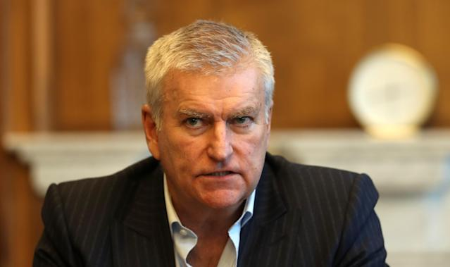 Bill Sweeney, the RFU chief executive. (Photo by David Rogers/Getty Images)