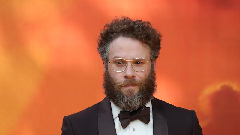 'Stoned' Seth Rogen watches Cats for the first time while self-isolating