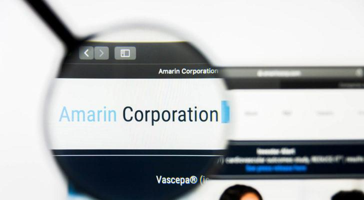 Amarin Stock is at Sky-High Levels Already Assumes All the Good News