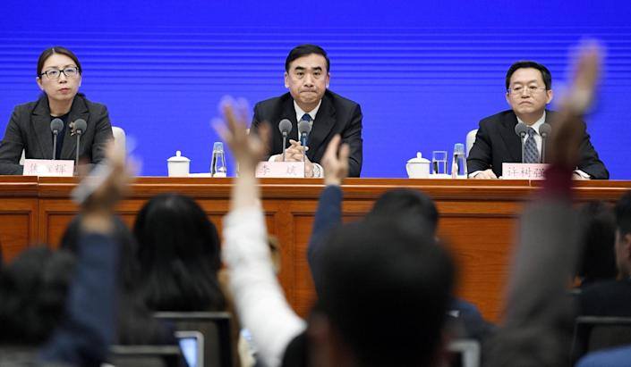 On January 22, Chinese Health Officials held a press conference in Beijing to discuss what they knew about the outbreak.