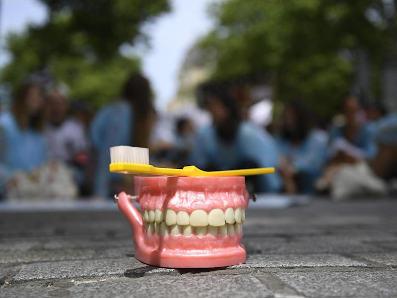 Thousands of teeth were discovered (file photo): AFP/Getty Images