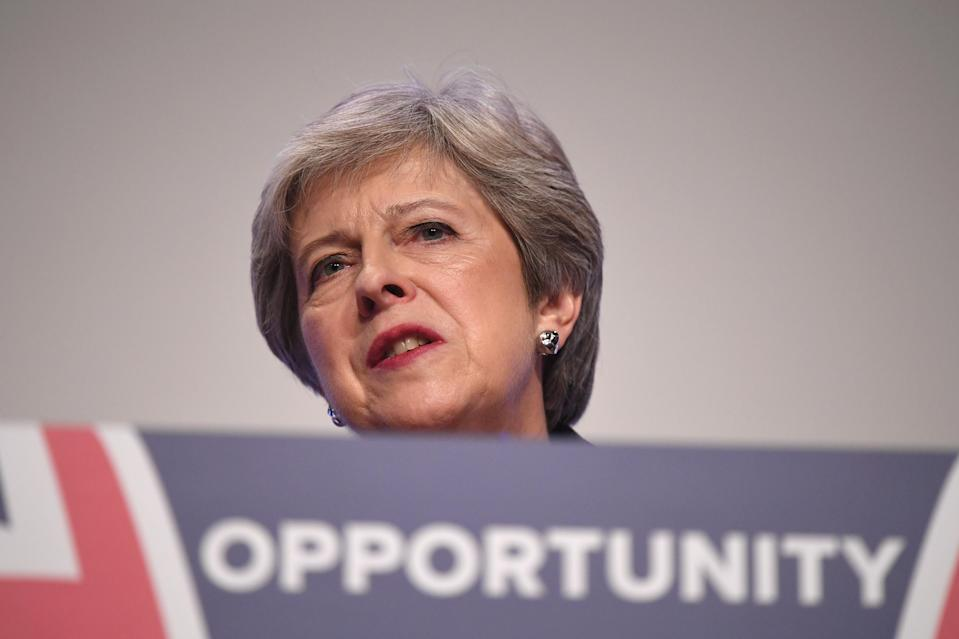 May promised to end UK austerity in 2019. Photo: Jeff J Mitchell/Getty Images