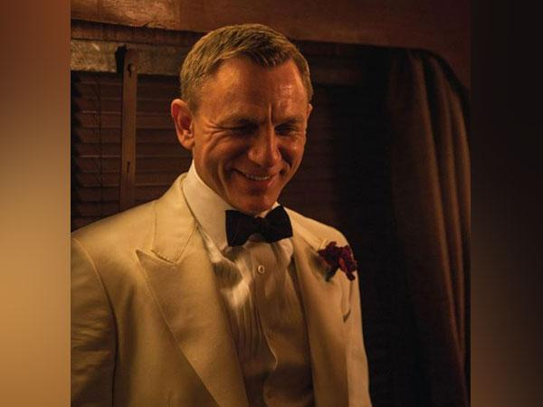 A still from James Bond film 'No Time To Die' featuring Daniel Craig. (Image Source: Twitter)