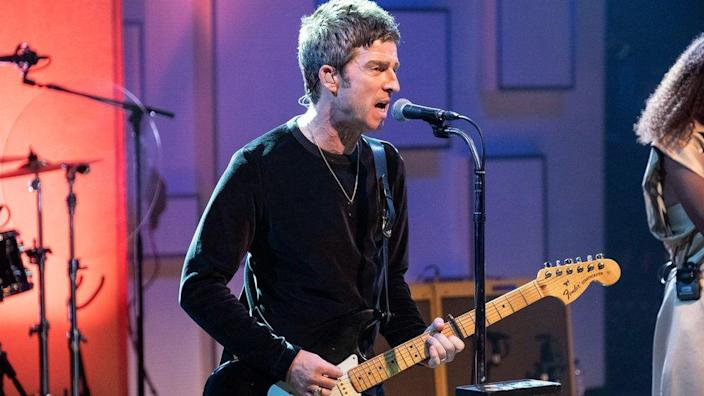 Noel Gallagher says touring Europe with his band, the High Flying Birds, will have to be scaled down due to Brexit