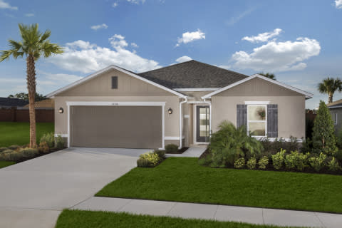 KB Home Continues to Expand Across Central Florida by Opening Three New-Home Communities Priced From the Mid-$200,000s