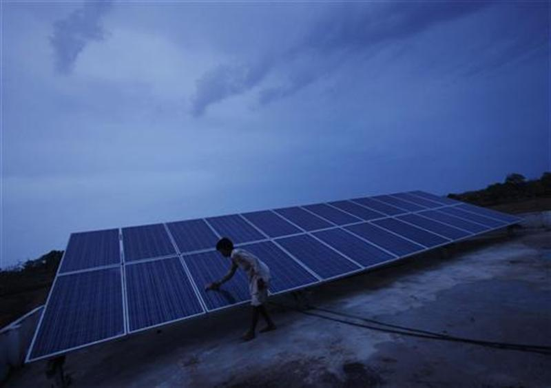 How solar power transformed a remote Indian village