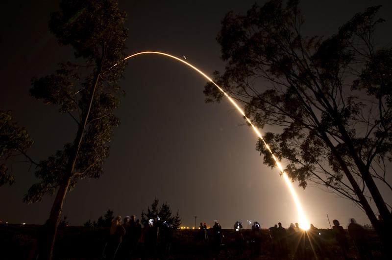 nasa launch