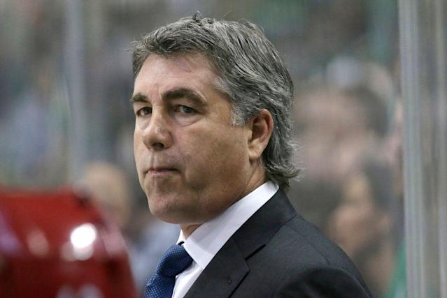 Dave Tippett is expected to be named as the next coach of the Edmonton Oilers. (AP Photo/LM Otero, file)