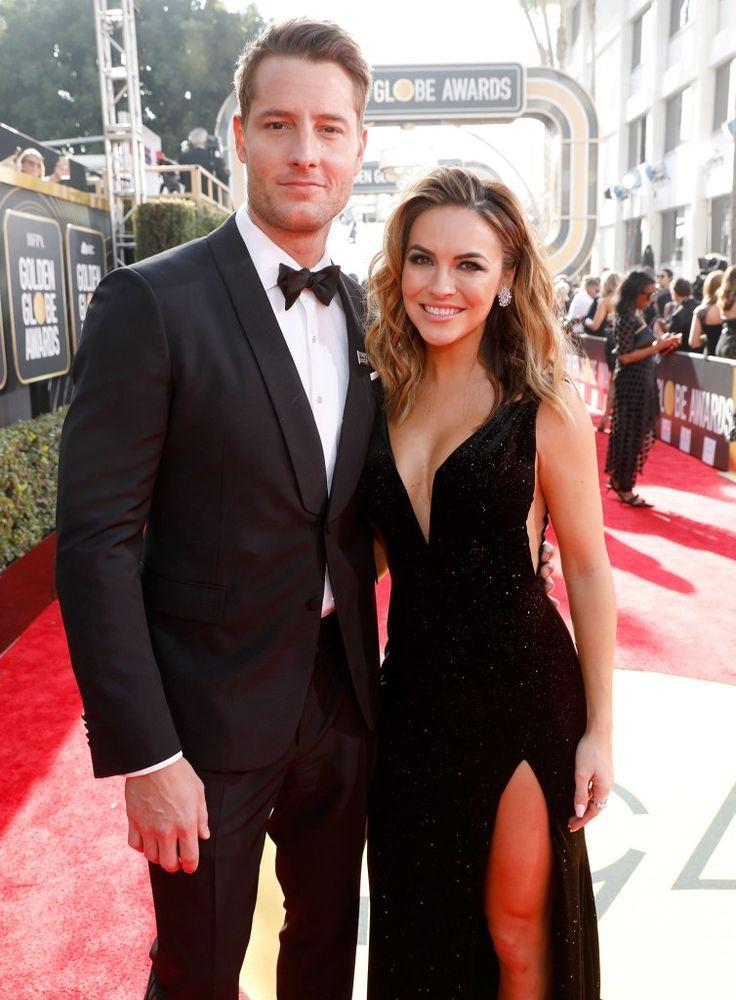 Justin Hartley and Chrishell Stause | Trae Patton/NBC/Getty