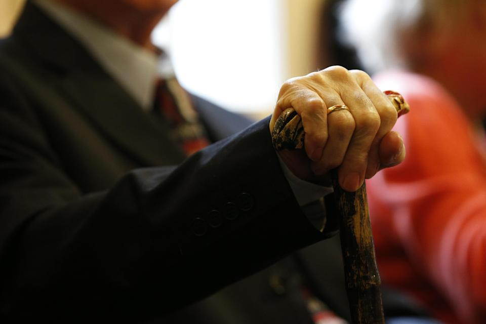 A key benefit for older, struggling homeowners is being scrapped (Jonathan Brady/PA Images via Getty Images)