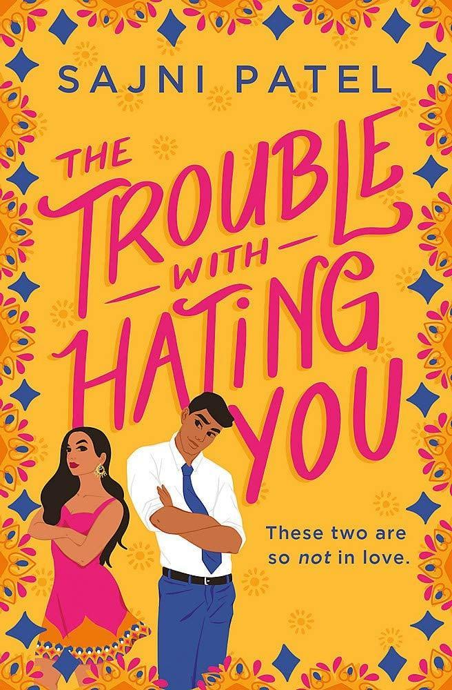 <p><span><strong>The Trouble With Hating You</strong> by Sajni Patel</span> ($13) centers on Liya Thakkar, a successful biochemical engineer who's avoiding love at all costs - especially when it involves Jayesh Shah, the man her parents are trying to arrange her marriage with. But that's going to be a challenge when Jay turns out to be the lawyer hired to save her struggling company.</p> <p>Liya and Jay are both Indian-American, as are most of the characters in this book, and there are a lot of cultural references throughout, with many scenes taking place at the mandir. What I love most about this story is how relatable Liya and Jay's struggles are, from work problems to family woes.</p>