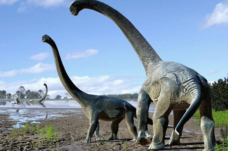 Did You Know? Scientist Says Dinosaurs Roamed Earth on Other Side of Milky Way