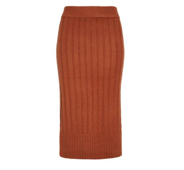 """This <a href=""""https://fave.co/37xPt9I"""" target=""""_blank"""" rel=""""noopener noreferrer"""">Halogen Ribbed Sweater Skirt </a>is available in three colors and sizes S to XL. Find it <a href=""""https://fave.co/37xPt9I"""" target=""""_blank"""" rel=""""noopener noreferrer"""">on sale for $36 </a>(normally $79) at Nordstorm."""
