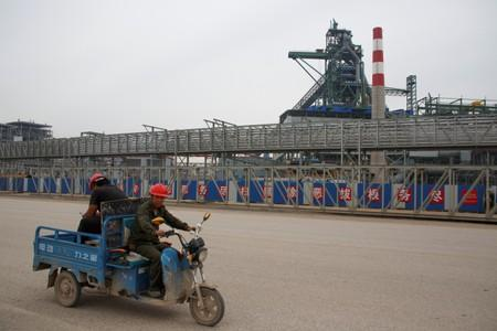 Steel city ranks China's top polluter in July despite output curbs