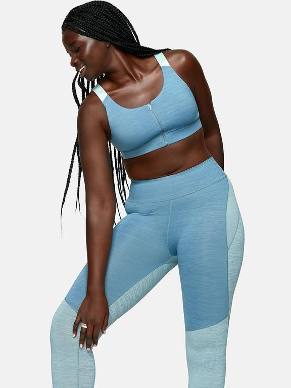 """<p><strong>Outdoor Voices</strong></p><p>outdoorvoices.com</p><p><strong>$75.00</strong></p><p><a href=""""https://go.redirectingat.com?id=74968X1596630&url=https%3A%2F%2Fwww.outdoorvoices.com%2Fproducts%2Fzip-bra%3Fvariant%3D31125812641870&sref=https%3A%2F%2Fwww.harpersbazaar.com%2Ffashion%2Ftrends%2Fg5680%2Fnew-activewear-workout-brands%2F"""" rel=""""nofollow noopener"""" target=""""_blank"""" data-ylk=""""slk:Shop Now"""" class=""""link rapid-noclick-resp"""">Shop Now</a></p><p>Chances are you've already scrolled through people wearing Outdoor Voices on your Instagram feed—and for good reason. Whether you're hitting the gym or simply running errands, the brand's activewear is made from ultra-soft fabrics that offer support without feeling too constricting. </p>"""