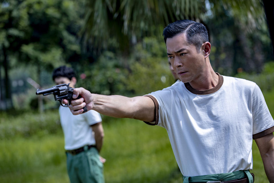 Louis Koo in Once Upon A Time In Hong Kong. (Photo: Shaw Organisation)