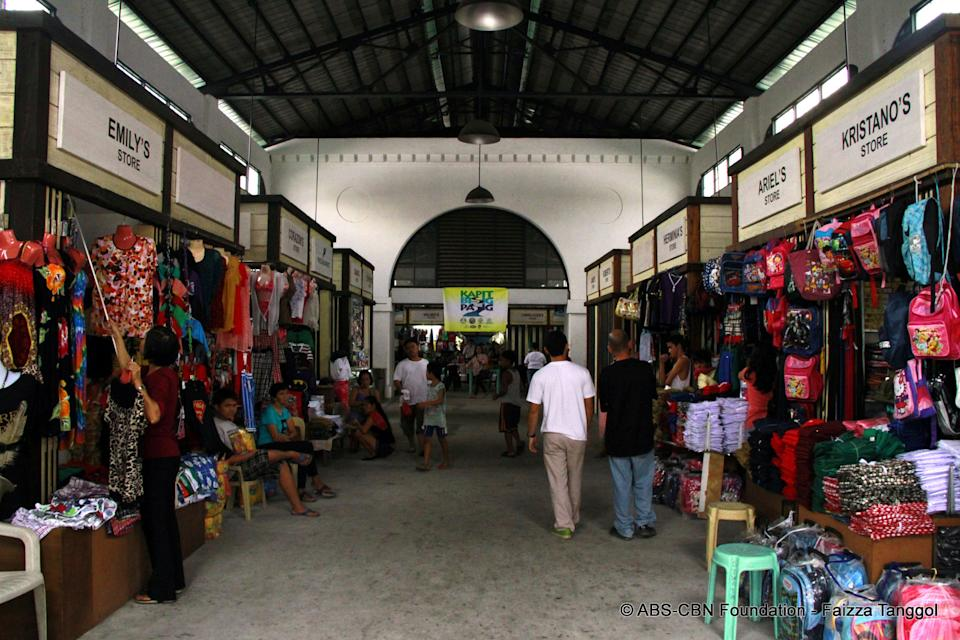 Paco Market in 2012.